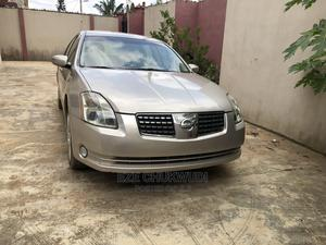 Nissan Maxima 2004 3.5 SE Gold | Cars for sale in Lagos State, Ifako-Ijaiye
