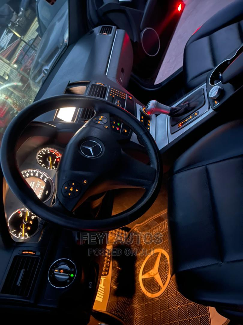 Archive: Mercedes-Benz C300 2008 Black