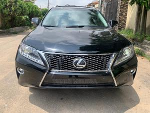 Lexus RX 2015 350 AWD Black   Cars for sale in Lagos State, Agege