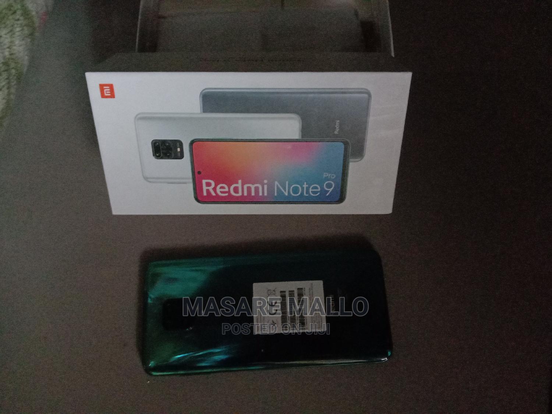 Archive: Xiaomi Redmi Note 9 Pro 128 GB Blue
