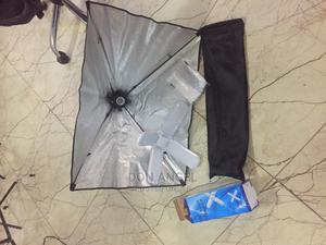 Soft Box With Bulb   Accessories & Supplies for Electronics for sale in Lagos State, Lagos Island (Eko)