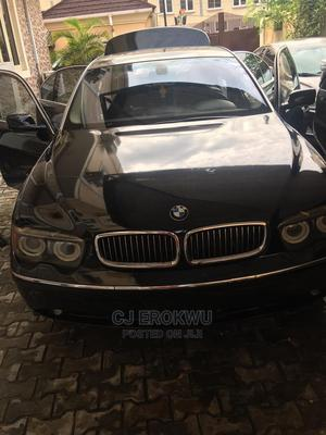 BMW 7 Series 2006 Black   Cars for sale in Lagos State, Victoria Island