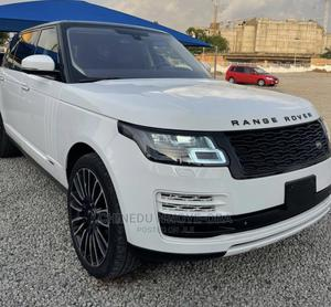 Land Rover Range Rover Vogue 2015 White | Cars for sale in Abuja (FCT) State, Central Business District