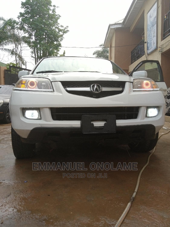 Acura MDX 2005 White | Cars for sale in Awka, Anambra State, Nigeria