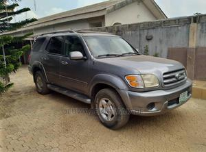 Toyota Sequoia 2002 Gray   Cars for sale in Lagos State, Ogba