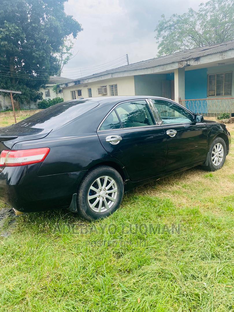 Toyota Camry 2010 Black | Cars for sale in Ibadan, Oyo State, Nigeria