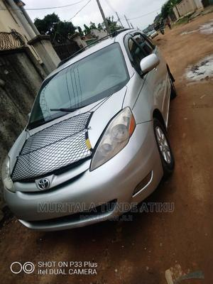 Toyota Sienna 2008 Silver   Cars for sale in Lagos State, Egbe Idimu
