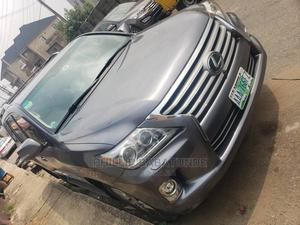 Lexus LX 2015 570 AWD Gray | Cars for sale in Lagos State, Yaba
