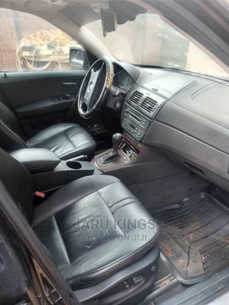 BMW X3 2006 3.0i Black   Cars for sale in Ekpoma, Edo State, Nigeria