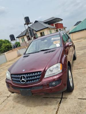Mercedes-Benz M Class 2006 Red   Cars for sale in Lagos State, Ajah