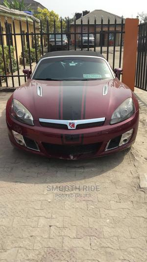 Saturn S Series 2010 Red   Cars for sale in Lagos State, Ajah