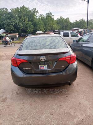 Toyota Corolla 2017 Black | Cars for sale in Kwara State, Ilorin South