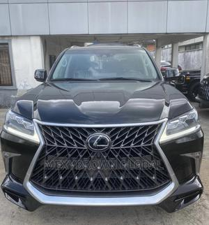 Lexus LX 2016 570 (5 Seats) AWD Black | Cars for sale in Lagos State, Maryland