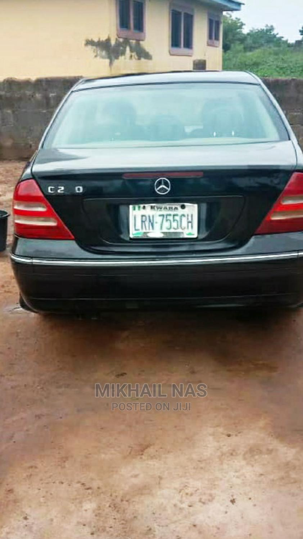 Mercedes-Benz C240 2003 Black   Cars for sale in Ilorin South, Kwara State, Nigeria
