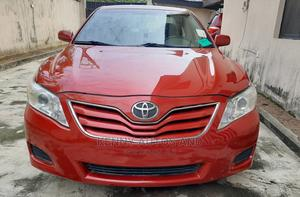 Toyota Camry 2010 Red | Cars for sale in Lagos State, Isolo