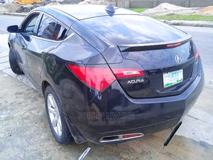 Acura ZDX 2011 Base AWD Black | Cars for sale in Rivers State, Port-Harcourt