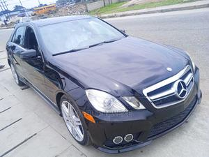 Mercedes-Benz E350 2010 Black | Cars for sale in Rivers State, Port-Harcourt