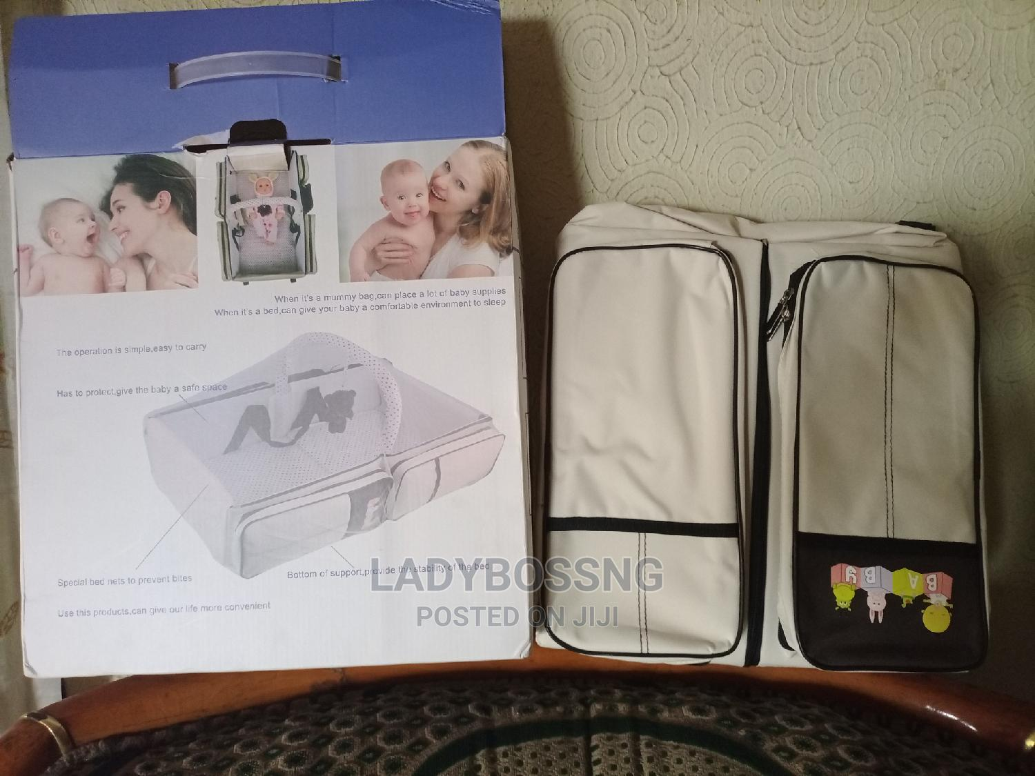 Archive: Baby Bag With Bed And Net