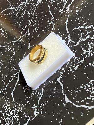 Gold Steel Men'S Ring | Jewelry for sale in Lagos State, Ikorodu