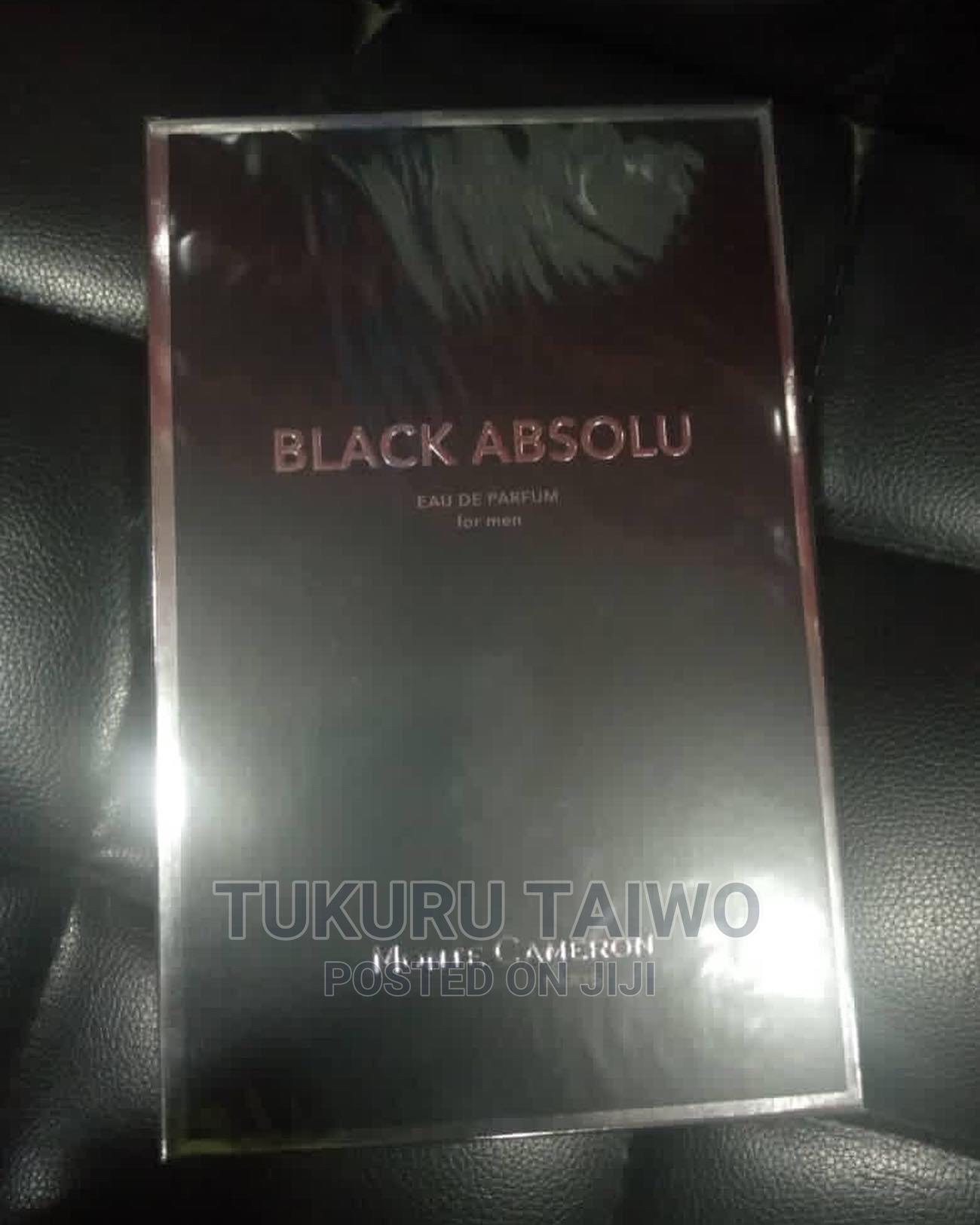 Archive: Monte Cameron Black Absolu Edp 100ml