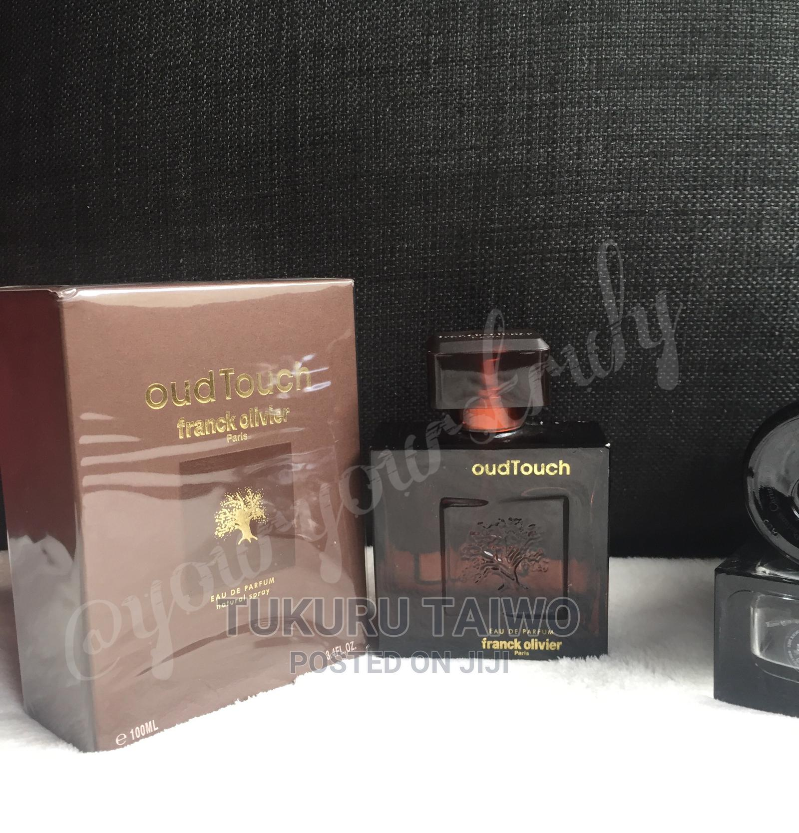 Archive: Franck Olivier Oud Touch EDP 100ml