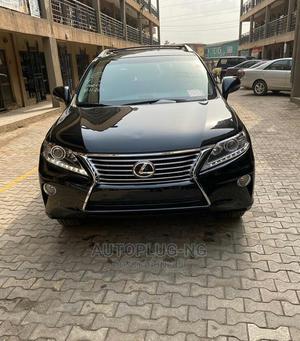 Lexus RX 2013 350 AWD Black | Cars for sale in Lagos State, Amuwo-Odofin