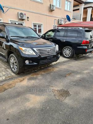 Lexus LX 2010 570 Black | Cars for sale in Abuja (FCT) State, Central Business District
