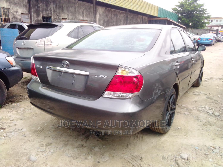 Toyota Camry 2006 Gray   Cars for sale in Amuwo-Odofin, Lagos State, Nigeria