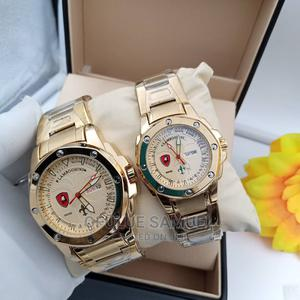 Couples Lamborghini Wristwatch   Watches for sale in Lagos State, Surulere