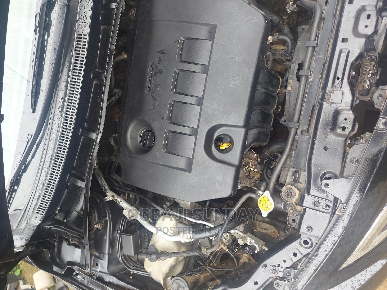 Archive: Toyota Corolla 2012 Black