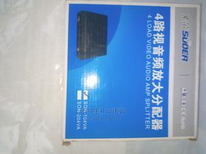 Av Splitter - 4 Ports | Accessories & Supplies for Electronics for sale in Lagos State, Oshodi