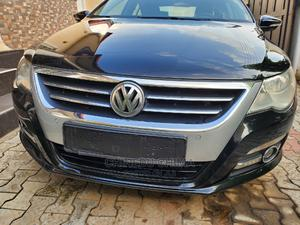 Volkswagen CC 2012 2.0 Luxury Black   Cars for sale in Abuja (FCT) State, Lugbe District