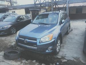 Toyota RAV4 2010 3.5 Limited 4x4 Blue | Cars for sale in Lagos State, Surulere