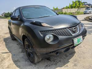 Nissan Juke 2012 S AWD Black   Cars for sale in Lagos State, Ajah