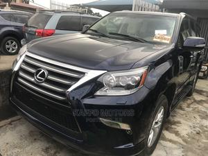 Lexus GX 2017 460 Base Blue   Cars for sale in Lagos State, Ikeja