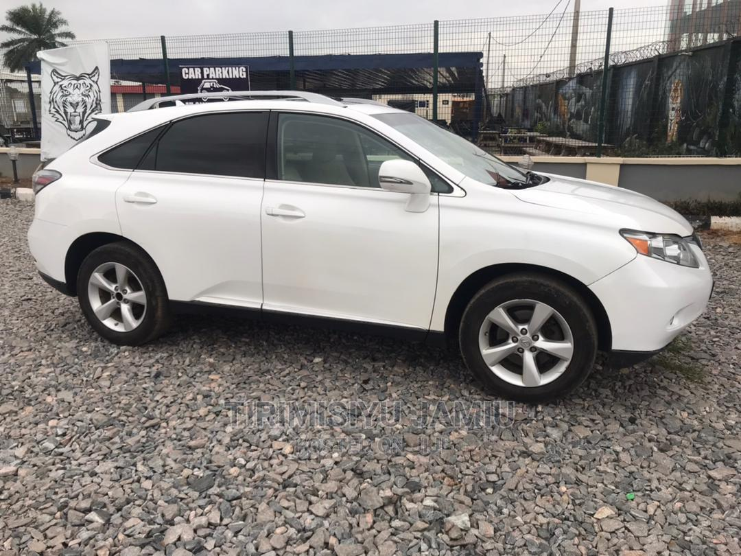 Lexus RX 2011 350 White | Cars for sale in Ibadan, Oyo State, Nigeria