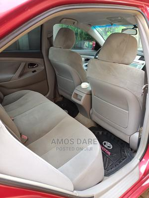 Toyota Camry 2007 Red | Cars for sale in Ogun State, Abeokuta South