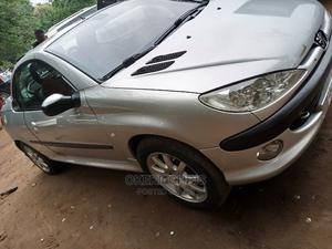 Peugeot 206 2003 Silver | Cars for sale in Abuja (FCT) State, Gaduwa