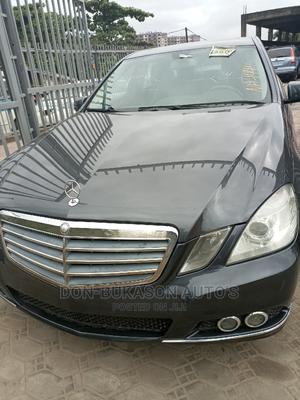 Mercedes-Benz E350 2010 Gray | Cars for sale in Lagos State, Amuwo-Odofin