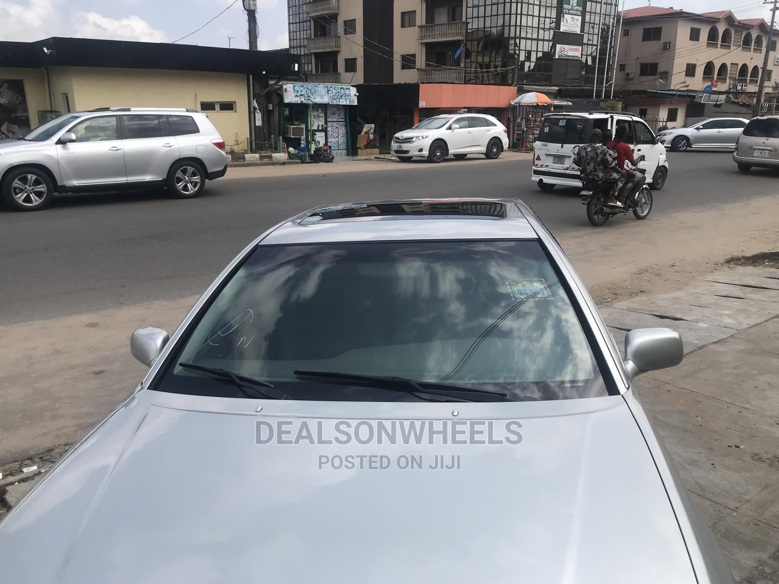 Lexus GS 2003 300 Silver | Cars for sale in Isolo, Lagos State, Nigeria