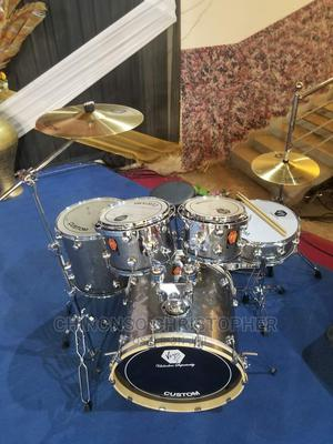 Custom Virgin Drum Set | Musical Instruments & Gear for sale in Lagos State, Ojo