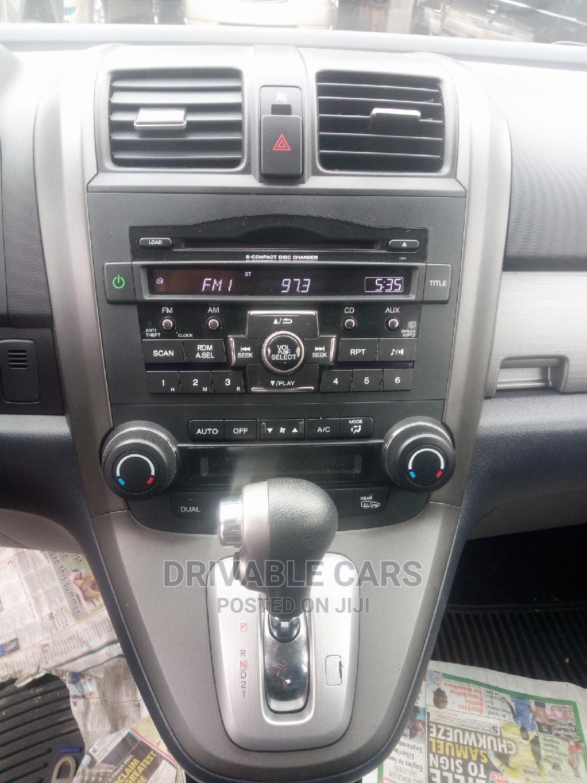 Archive: Honda CR-V 2010 Blue