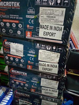 Microtek 2.3kva 24v Inverter | Solar Energy for sale in Lagos State, Abule Egba