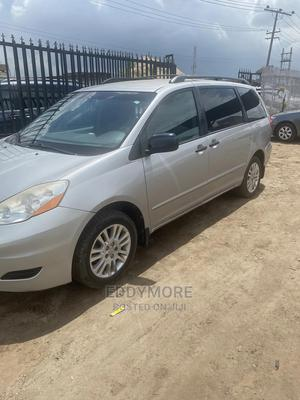 Toyota Sienna 2007 Silver | Cars for sale in Lagos State, Ojodu