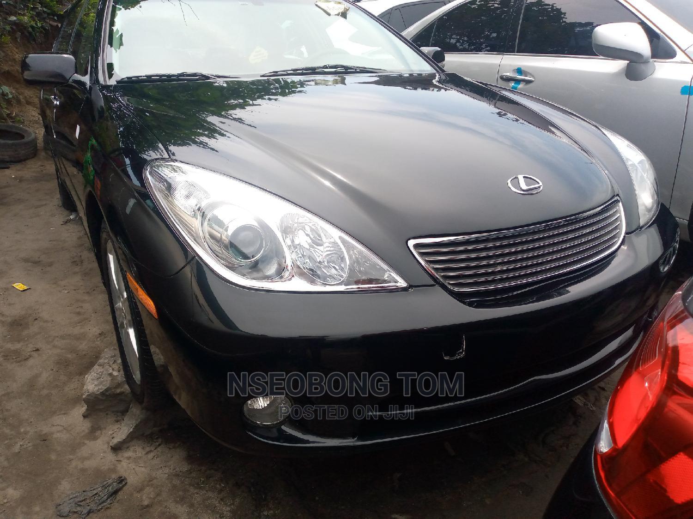 Archive: Lexus ES 2003 300 Black