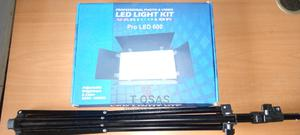 Professional Photo and Video LED LIGHT KITS and Tripod Stand | Accessories & Supplies for Electronics for sale in Edo State, Benin City