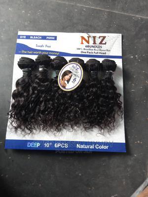 Brazilian Remi Human Hair 6bundles | Hair Beauty for sale in Lagos State, Amuwo-Odofin