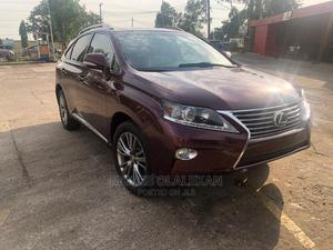 Lexus RX 2014 350 AWD Red   Cars for sale in Lagos State, Ikeja