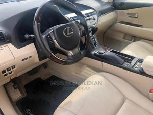 Lexus RX 2014 350 AWD Red   Cars for sale in Lagos State, Ikoyi