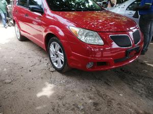 Pontiac Vibe 2005 1.8 AWD Red   Cars for sale in Lagos State, Ikeja